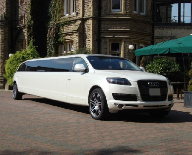 Limo Hire in Whitchurch