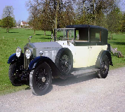 1929 Rolls Royce Phantom Sedanca in Ascot