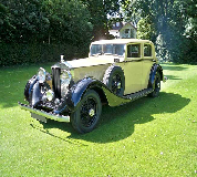 1935 Rolls Royce Phantom in Dursley