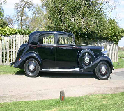 1939 Rolls Royce Silver Wraith in Killamarsh