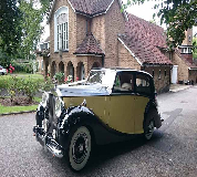 1950 Rolls Royce Silver Wraith in Westcliff on Sea