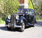1952 Rolls Royce Silver Wraith in Tottington