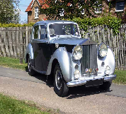 1954 Rolls Royce Silver Dawn in Stanfield le Hope
