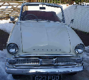 1960 Hillman Minx Series 3B Convertible in UK