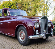 1960 Rolls Royce Phantom in Birkenhead