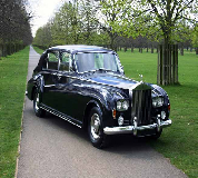 1963 Rolls Royce Phantom in Glastonbury