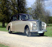 1964 Rolls Royce Phantom in Darley Dale