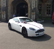 Aston Martin Vantage Hire  in Wallasey