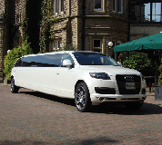 Audi Q7 Limo in Ludgershall