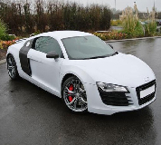 Audi R8 Hire in Castle Cary