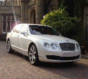 Bentley Flying Spur Hire in Dorset