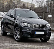 BMW X6 Hire in Wood Green