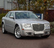 Chrysler 300C Baby Bentley Hire in Stroud