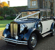 Classic Wedding Cars in Caerphilly
