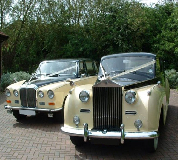 Crown Prince - Rolls Royce Hire in Oxford