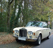 Duchess - Rolls Royce Silver Shadow Hire in Newport