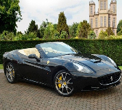Ferrari California Hire in Stroud