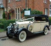 Gabriella - Rolls Royce Hire in Cricklade
