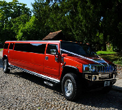 Hummer Limos in Wallasey