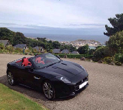 Jaguar F Type Hire in Birkenhead