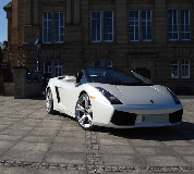 Lamborghini Gallardo Hire in Hadfield