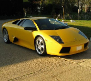 Lamborghini Murcielago Hire in Killamarsh