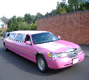 Lincoln Towncar Limos in Parkeston