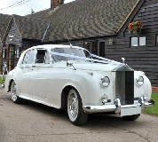 Marquees - Rolls Royce Silver Cloud Hire in Hampshire