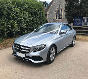 Mercedes E220 in Frinton on Sea