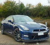 Nissan GTR in Hadfield