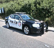 Police Car Hire in Caerphilly