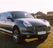 Porsche Cayenne Limos in Whitchurch