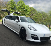 Porsche Panamera Limousine in Westcliff on Sea