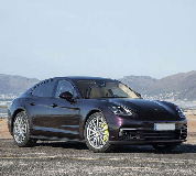 Porsche Panamera Hire in Wood Green