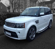 Range Rover Sport Hire  in Chipping Sodbury