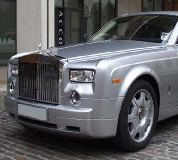 Rolls Royce Phantom - Silver Hire in Newton le Willows