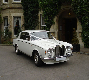 Rolls Royce Silver Shadow Hire in West Bridgefield