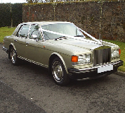 Rolls Royce Silver Spirit Hire in Margate