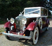 Ruby Baron - Rolls Royce Hire in Malmesbury