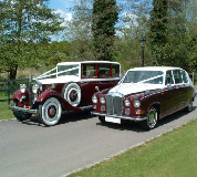 Ruby Baroness - Daimler Hire in Matlock