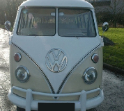 VW Campervan Hire in Matlock